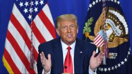 Trump to Kenosha: 'We'll Help You Rebuild'