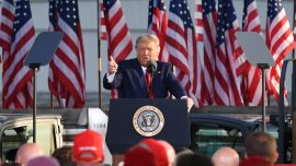 Trump Announces First Rally, Speech Since Departing White House