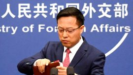 China in Focus (Sept. 2): Many Chinese People Irritated by CCP Spokesman Remarks
