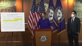 House Introduces Bill to Examine President's Health