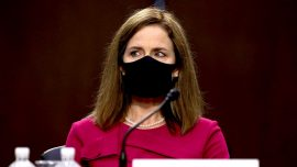 Supreme Court Nominee Amy Coney Barrett Confirmation Hearing Opens