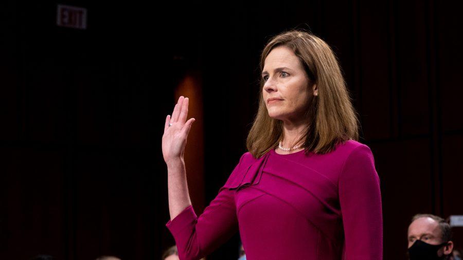 GOP, Democrats Draw Battle Lines During Judge Barrett's Supreme Court Confirmation Hearing