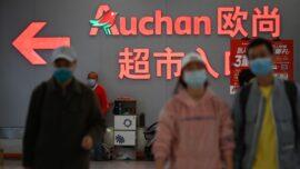Third International Retailer Leaves China
