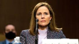 Senate Advances Amy Coney Barrett's Nomination, Final Vote Expected Monday
