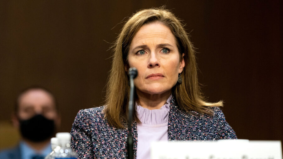 Senate Advances Amy Coney Barrett's Nomination, Final Vote Expected Monday