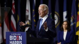 Biden, Harris Condemn Philadelphia Rioting: 'Looting Is Not a Protest, It Is a Crime'