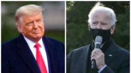 Trump and Biden Vie for Votes in Battleground States in Final Weekend Before Election Day