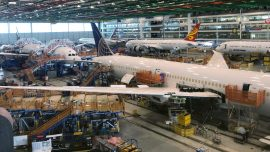 Boeing to Move 787 Production to South Carolina in 2021