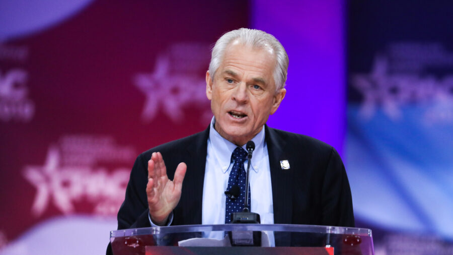 Peter Navarro Issues Report on Voting Irregularities: 'The Emperor, In the Election, Has No Clothes'