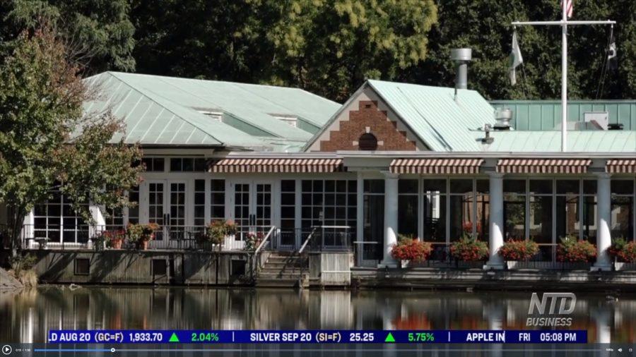 Central Park Boathouse Shutters Until 2021