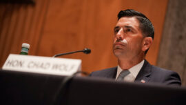 DHS Launches Center to 'Combat and Dismantle' Human Trafficking