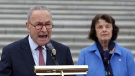 Senate Democrats Urge Pence Not to Attend Final Barrett Vote