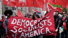 Democratic Socialists of America Meet With Dictator Nicolás Maduro