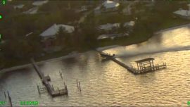 Boat in Florida Goes Out of Control After Passengers Fall Overboard, Deputies Say