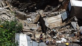 Rockslide in Guatemala Kills 4, Injures 10