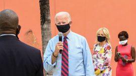 Biden in Florida on Last Voter Registration Day