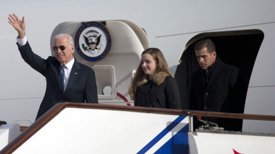 'Joe Biden and the Biden Family Are Compromised' by China, Says Former Business Partner