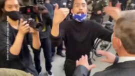 Epoch Times Reporter Attacked at a March in Manhattan