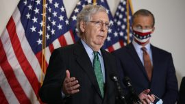 McConnell on Pandemic Relief Deal: 'We Are Very, Very Far Apart'