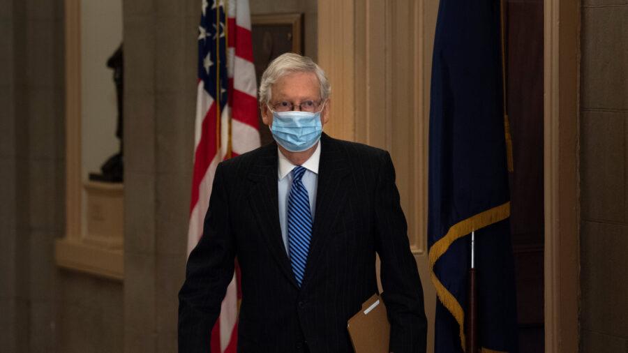 Senate Democrats Block Republican Stimulus Bill as Negotiations Continue