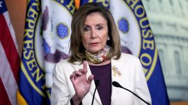 Pelosi Names House Impeachment Managers Ahead of Vote
