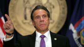Cuomo Denies Sexual Harassment Allegations