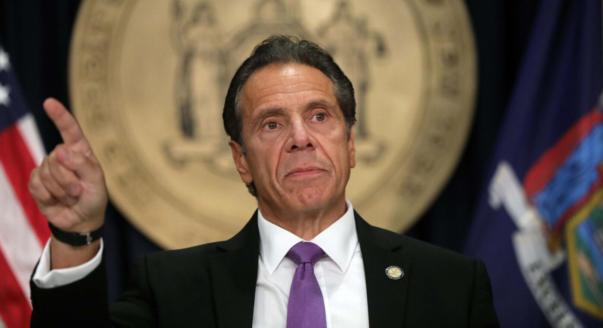 New York Governor Andrew Cuomo Is Not Resigning