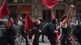 Pro-CCP Groups Pull Strings in US Riots