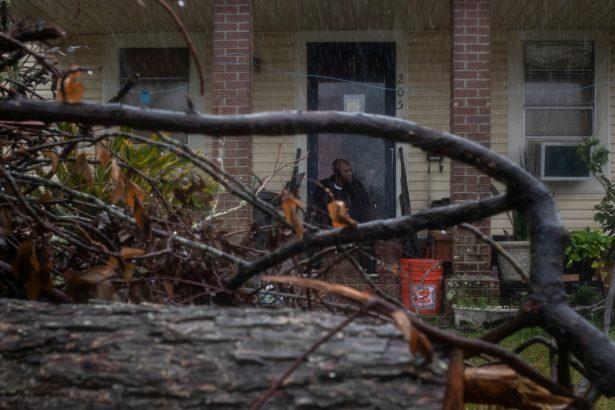 Hurricane Delta_Louisiana