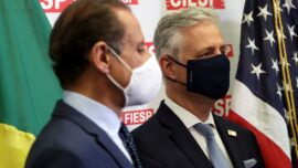 US, Brazil Both Need to Reduce Dependence on China Imports: Pompeo