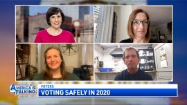 Voter Panel: In-Person or Mail-In, the Big Question for 2020