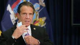 Cuomo Warns of Tax Hike If No Federal Aid