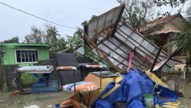 Typhoon Leaves 13 Missing, Displaces Thousands in Philippines