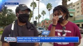 America Q&A: What Do You Think Is the Right Approach to Immigration Policy?