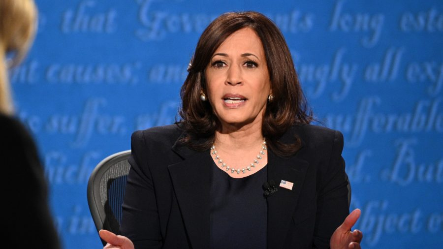 Kamala Harris Again Evades Questions on Packing the Supreme Court