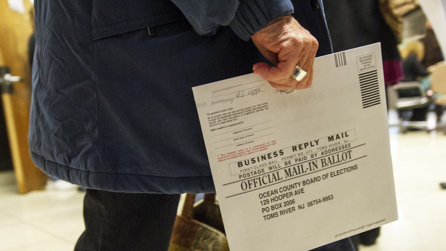 Piles of Mail, Including Ballots, Found in Dumpster in New Jersey