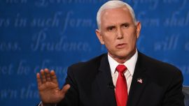 China Appears to Censor Pence's Debate Comments Critical of Communist Regime