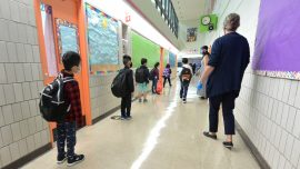 NYC Schools in CCP Virus Hotspots Closed Again