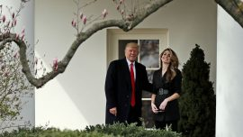 Trump, Melania in Quarantine After Aide Hope Hicks Tests Positive for COVID-19