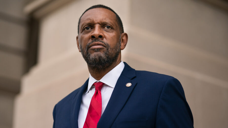 Behind Claims of 'America's Systemic Racism'; Vernon Jones: What Caused Me to Leave the Democrats