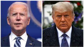 Trump Criticizes Biden for Having 'Most Disastrous First Month' in CPAC Speech