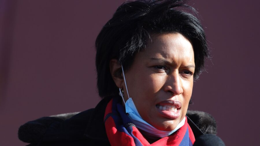 DC Mayor Defends Trip to Delaware to Attend Biden Speech as 'Essential Travel'