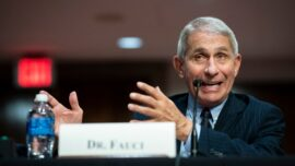 White House: Fauci Is Playing Politics Over Biden Virus Remarks Ahead of Election