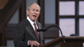 Bush: Trump Has Right to Take Legal Action