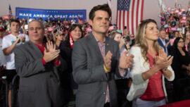 Matt Gaetz Wins 3rd Term in Florida's 1st Congressional District