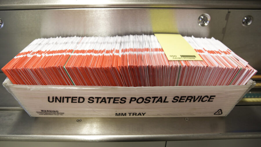 Postal Service Fails to Meet Judge's Deadline to Sweep Facilities for Mail-In Ballots