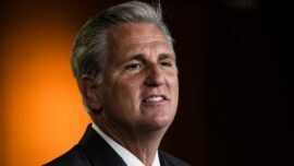 McCarthy Reelected as Republican House Leader