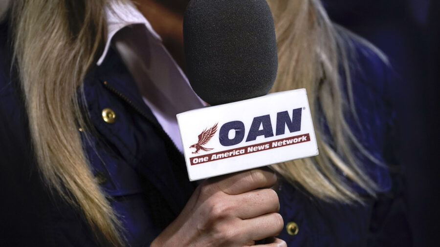 OAN Responds After YouTube Temporarily Bans, Demonetizes Outlet Over COVID-19 Video