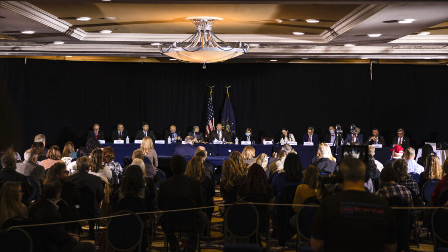 Pennsylvania Republicans Introduce Resolution Disputing Election Results