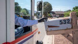 Whistleblower Mail Carrier Alleges Order From Supervisor to Favor Biden Mail
